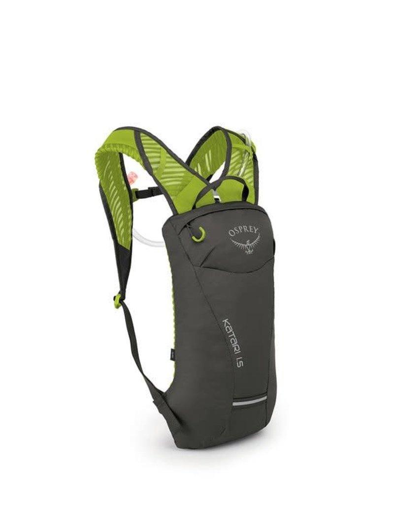 Osprey Katari 1.5 Hydration Pack: Lime Stone
