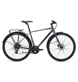 Giant Giant Escape 3 City Disc L Metallic Black 2020