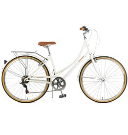Retrospec Retrospec Beaumont City Lady 42cm Eggshell W/Rides 2 yr