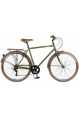 Retrospec Retrospec Beaumont City Mens 54cm Olive Drab W/Rides 2 yr