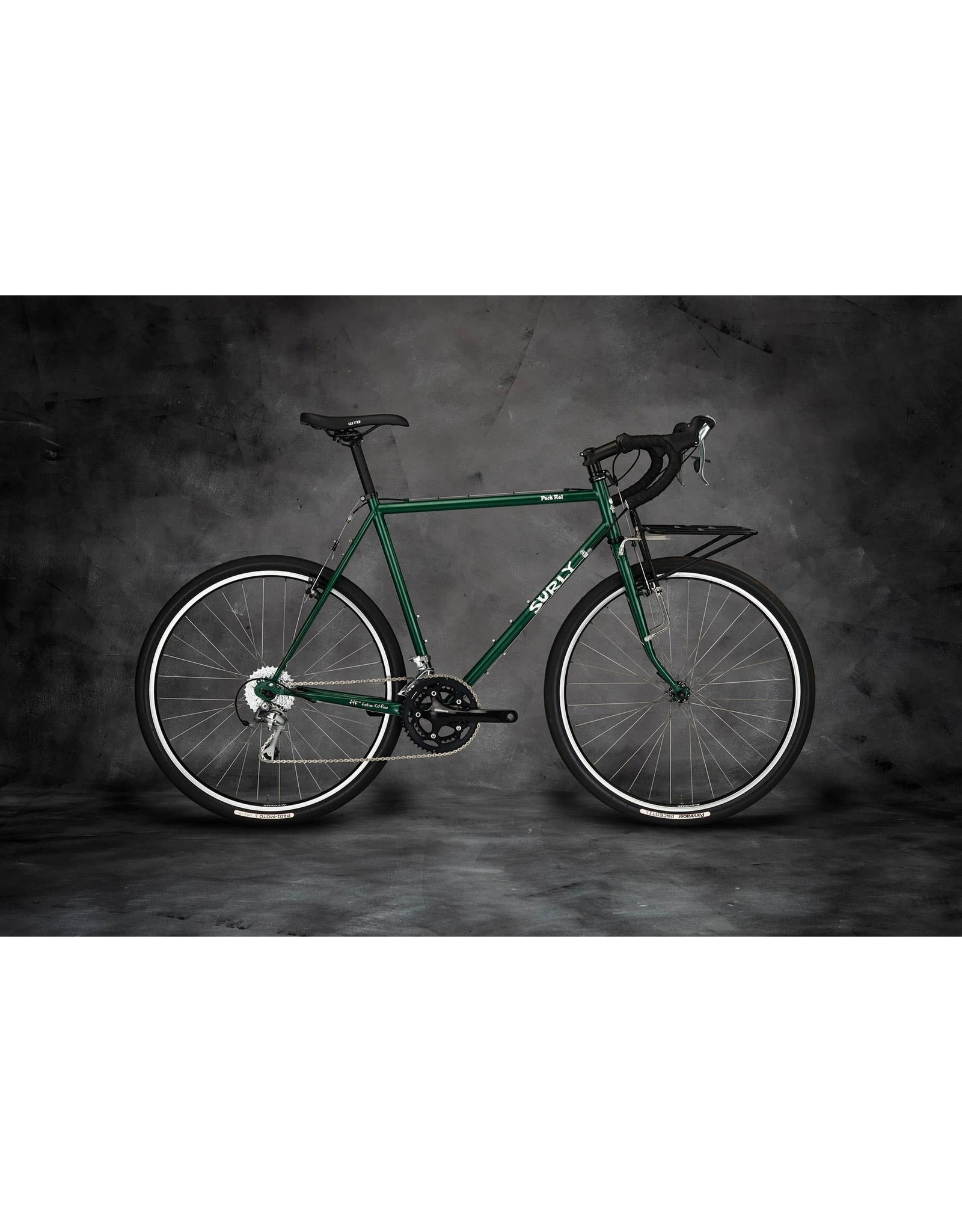 Surly Pack Rat Bike 42cm Get in Green