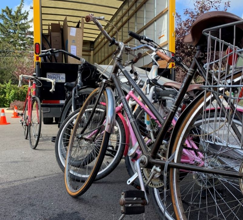 Bike Trade-In Days to Help Local Charities