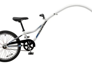 Trailer/Half Bike