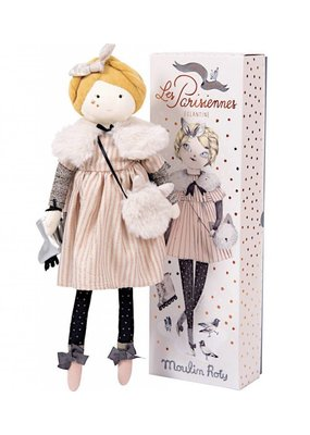 Magicforest Moulin Roty Heirloom Doll Limited Edition