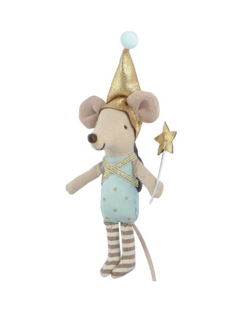 Maileg Maileg Dream/Tooth Fairy Mouse Blue