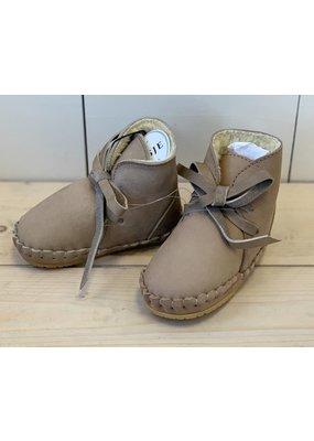 Donsje Donsje Truffle Nubuck Pina Lining Shoe