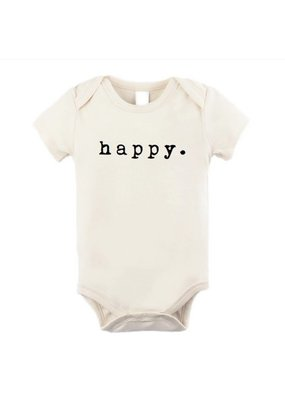 Tenth & Pine Tenth & Pine Happy Onesie