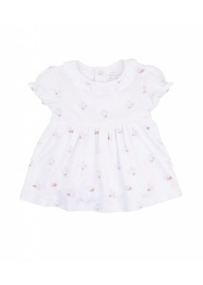 Livly LIVLY Baby Bunny Angels Collar Dress