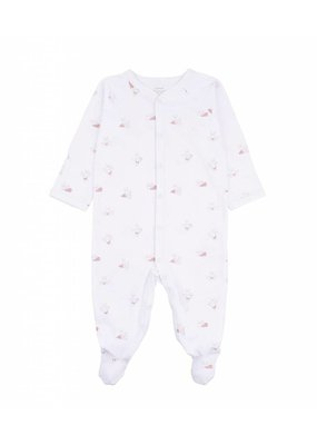 Livly LIVLY Baby Bunny Angels Overall