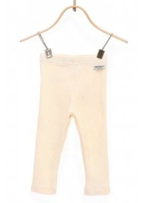 Donsje Donsje Cream Lucy Leggings