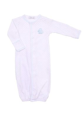 Magnolia Baby Magnolia Baby Blue Elephant Converter Gown