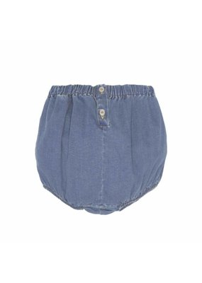 Yellow Pelota Yellow Pelota Denim Bloomer