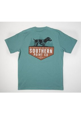 Southern Point Southern Point Teal T-Shirt