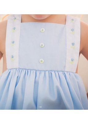 Proper Peony Proper Peony Parsons Pinafore Dress