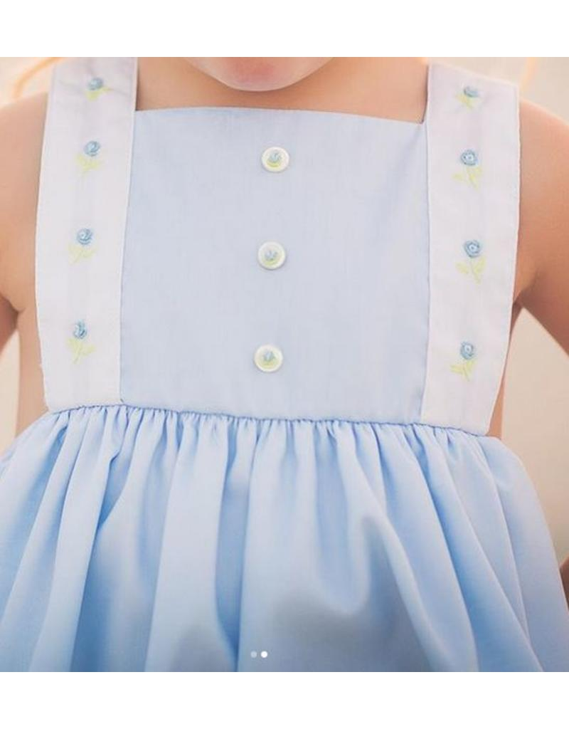 Proper Peony Proper Peony Parsons Pinafore Dress