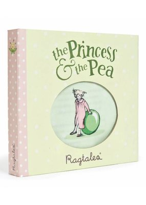 Ragtales Ragtales Princess and the Pea Soft Book