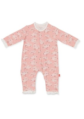 Magnetic Baby Magnetic Baby Cherry Blossom Modal Coverall