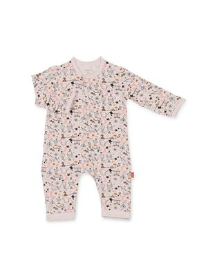 Magnetic Baby Magnetic Baby Pink Cirque Bebe Modal Coverall