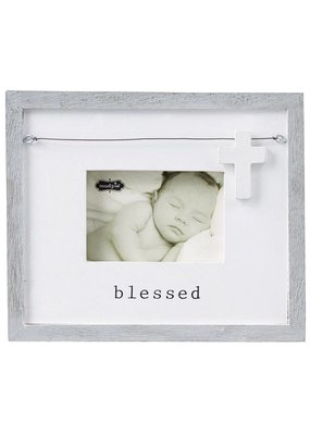Mudpie Blessed Frame