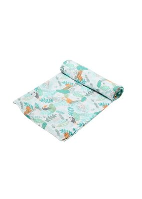 Angel Dear Angel Dear Jungle Bamboo Swaddle