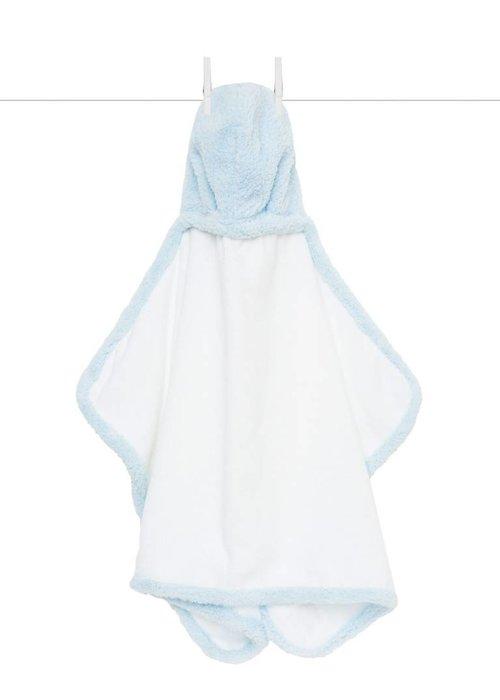 Little Giraffe Little Giraffe Blue Chenille Towel