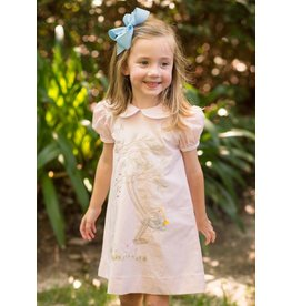 Lullaby Set Lullaby Set Pink Swing Embroidery Dress