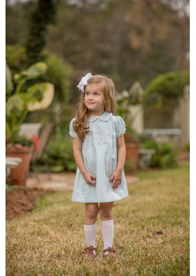 Oaks Apparel Company Oaks Apparel Co Everly Lamb Pique Dress