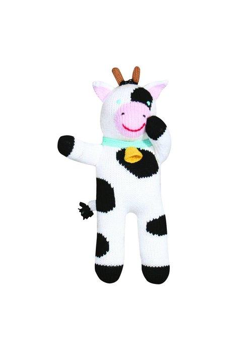 """Zubel Zubel 7"""" Cowleen the Cow Rattle"""