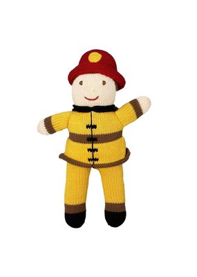 "Zubel Zubel 7"" Frank the Firefighter Rattle"