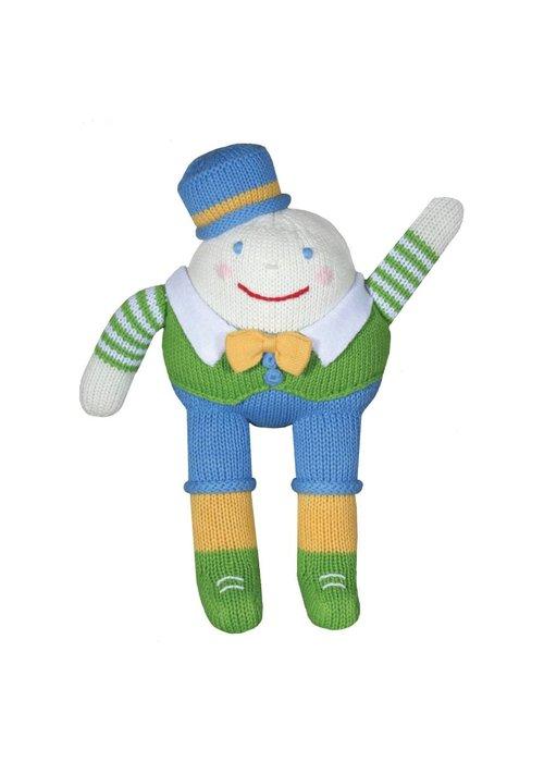 "Zubel Zubel 7"" Humpty Dumpty Rattle"
