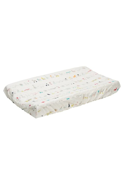 Pehr Pehr Pull Toys Changing Pad Cover