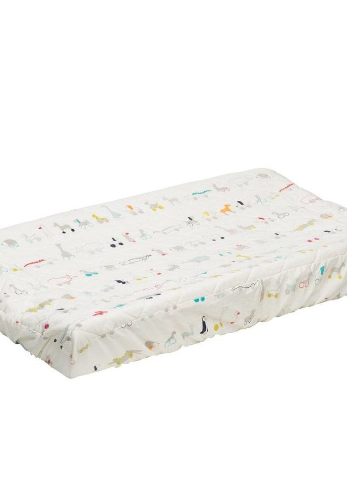 Pehr Pull Toys Changing Pad Cover