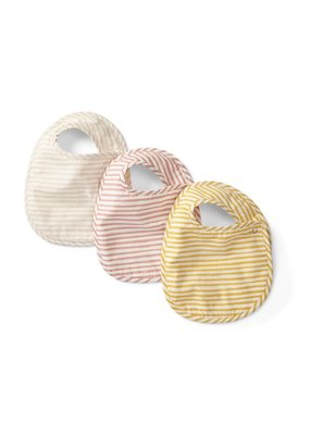 Pehr Pehr Stripes Away Petal Bib Set
