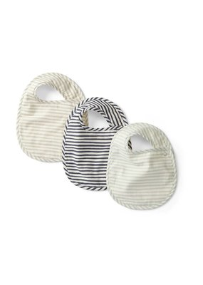 Pehr Pehr Stripes Away Sea Bib Set