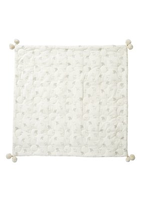 Pehr Pehr Little Lamb Pom Pom Blanket