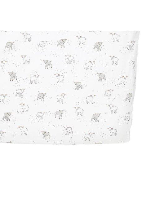 Pehr Pehr Little Lamb Crib Sheet