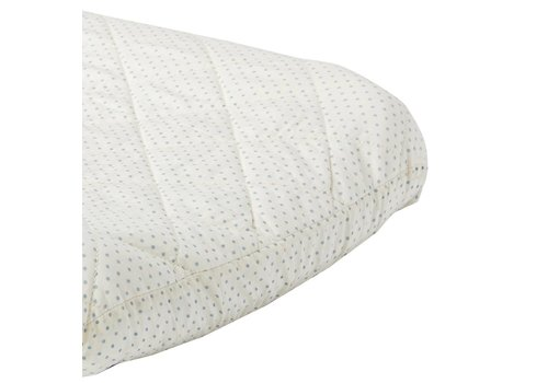 Pehr Pehr Blue Pin Dot Changing Pad Cover