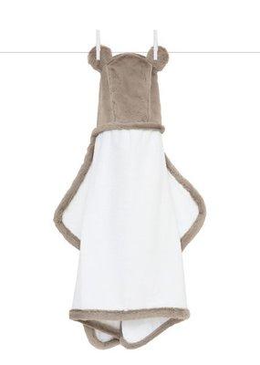 Little Giraffe Little Giraffe Flax Luxe Hooded Towel