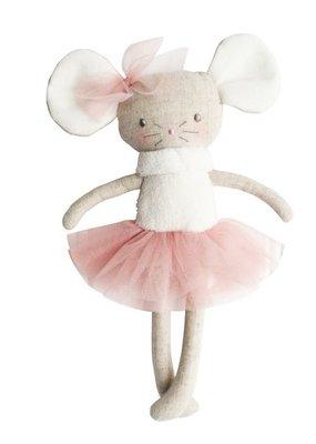 Alimrose Alimrose Mouse Ballerina Small