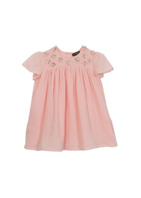 Velveteen Skye Salt Cotton Gauze Dress