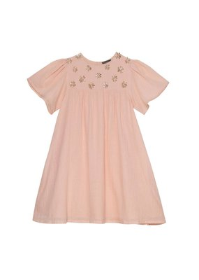 Velveteen Priya Salt Cotton Gauze Dress