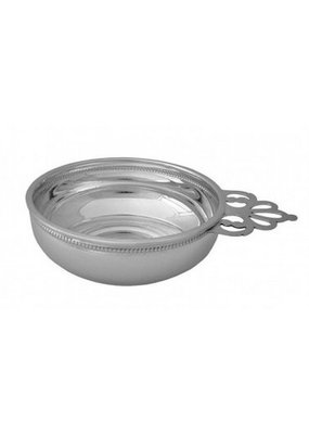 Web Pewter Web Pewter Porringer