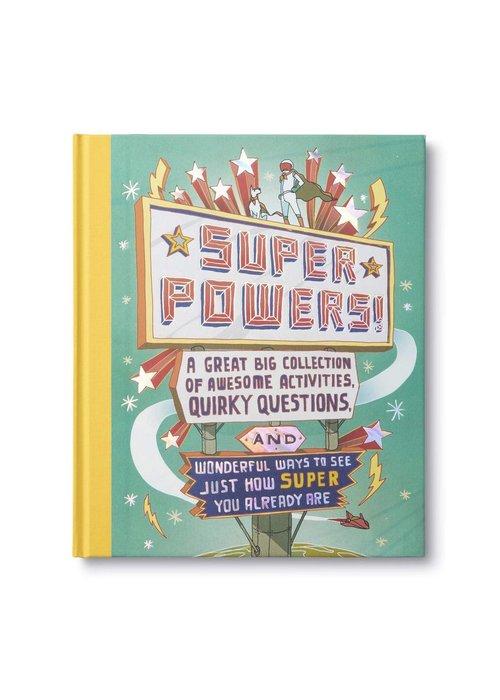 Compendium Super Powers Book