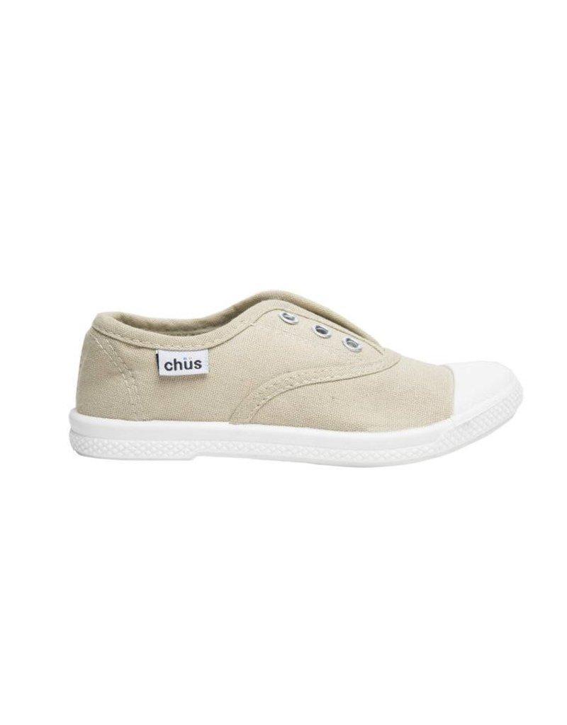 Chus Shoes Chus Khaki Dylan Canvas Shoe