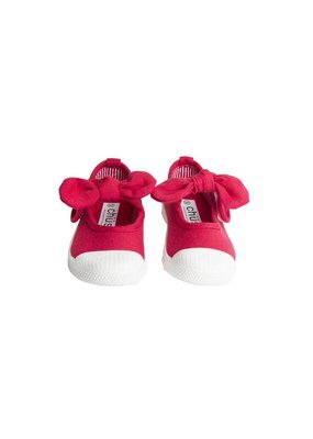 Chus Shoes Chus Red Athena Canvas Shoe