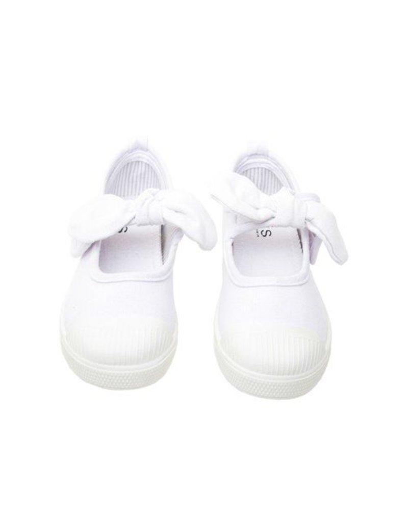 Chus Shoes Chus White Athena Canvas Shoe