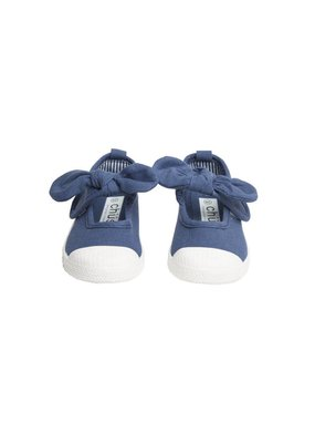 Chus Shoes Chus Navy Athena Canvas Shoe