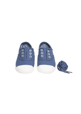 Chus Shoes Chus Navy Dylan Canvas Shoe