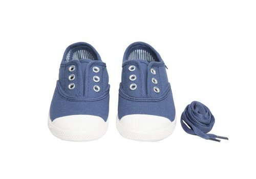 Chus Shoes Chus Navy Dylan Canvas Shoe