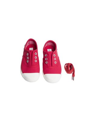 Chus Shoes Chus Red Dylan Canvas Shoe